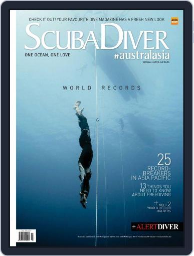 Scuba Diver December 1st, 2015 Digital Back Issue Cover
