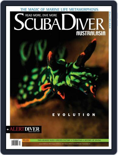 Scuba Diver May 1st, 2015 Digital Back Issue Cover