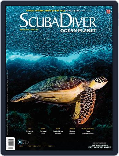 Scuba Diver April 1st, 2015 Digital Back Issue Cover