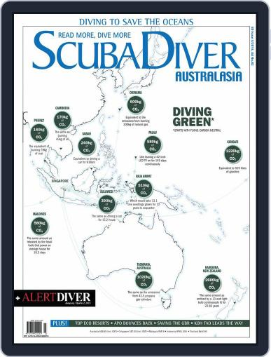 Scuba Diver March 1st, 2015 Digital Back Issue Cover