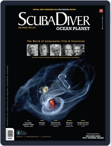Scuba Diver February 1st, 2015 Digital Back Issue Cover