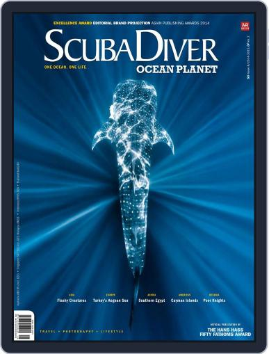 Scuba Diver January 26th, 2015 Digital Back Issue Cover