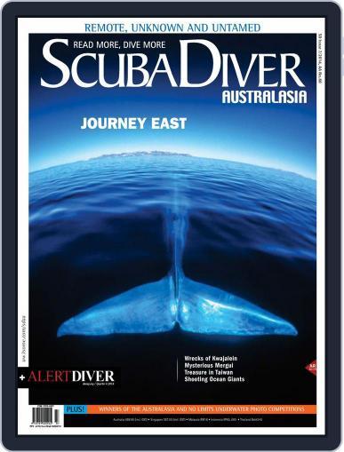 Scuba Diver December 12th, 2014 Digital Back Issue Cover
