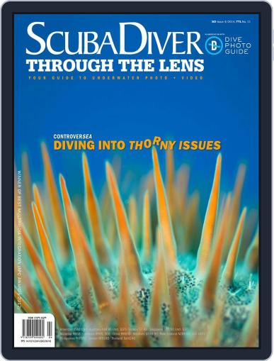 Scuba Diver July 15th, 2014 Digital Back Issue Cover