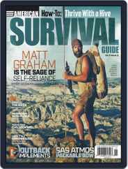 American Survival Guide (Digital) Subscription November 1st, 2019 Issue
