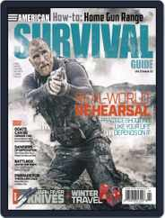 American Survival Guide (Digital) Subscription October 1st, 2019 Issue