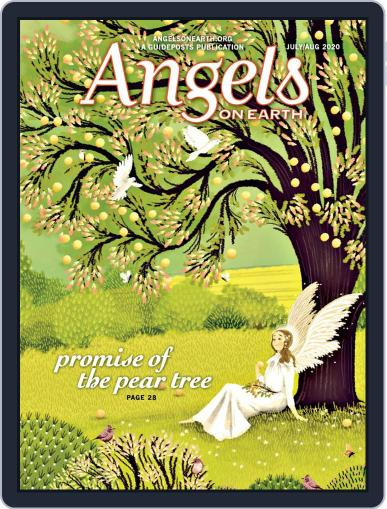 Angels On Earth (Digital) July 1st, 2020 Issue Cover