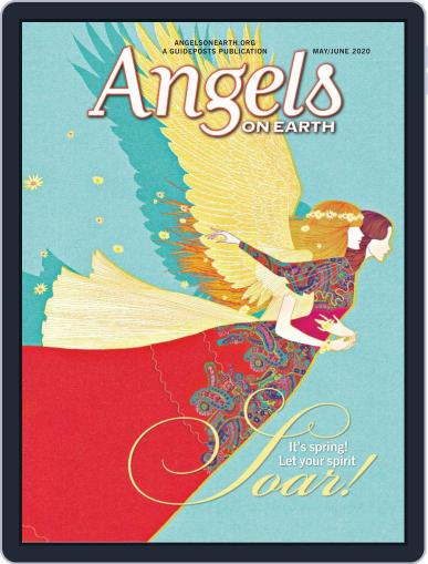Angels On Earth (Digital) May 1st, 2020 Issue Cover