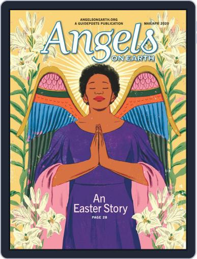 Angels On Earth (Digital) March 1st, 2020 Issue Cover