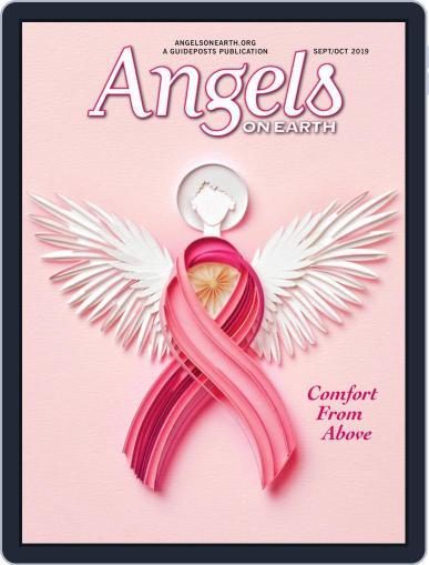 Angels On Earth September 1st, 2019 Digital Back Issue Cover