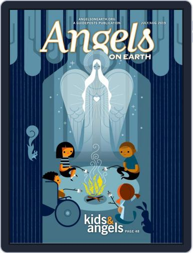 Angels On Earth (Digital) July 1st, 2019 Issue Cover