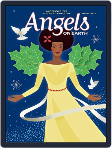 Angels On Earth (Digital) November 1st, 2018 Issue Cover