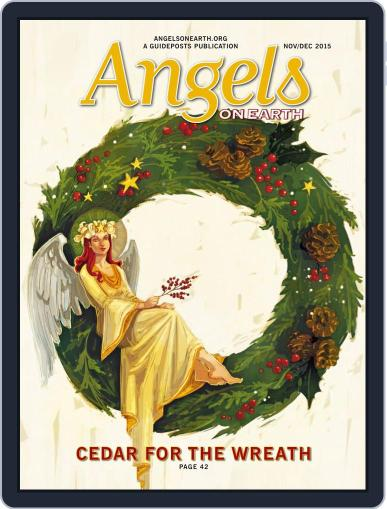 Angels On Earth (Digital) November 1st, 2015 Issue Cover