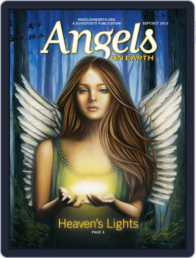 Angels On Earth (Digital) September 1st, 2015 Issue Cover