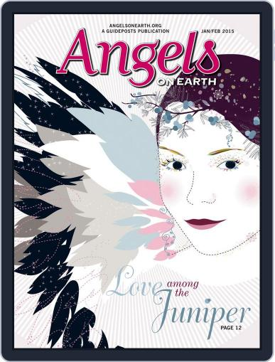 Angels On Earth (Digital) January 5th, 2015 Issue Cover