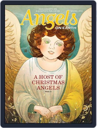 Angels On Earth (Digital) November 1st, 2014 Issue Cover