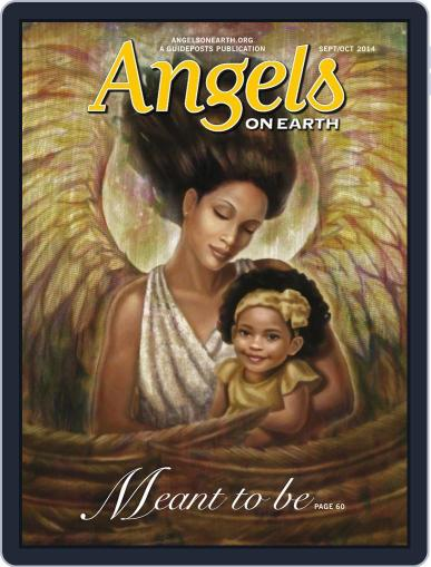 Angels On Earth (Digital) August 24th, 2014 Issue Cover
