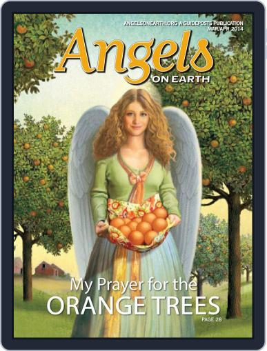Angels On Earth (Digital) February 25th, 2014 Issue Cover