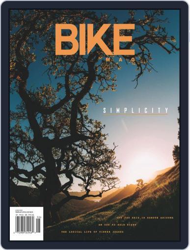 Bike (Digital) June 1st, 2019 Issue Cover