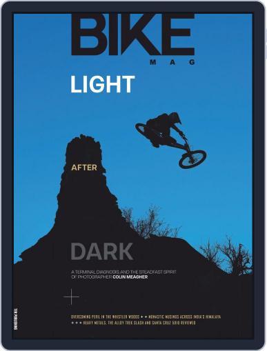 Bike (Digital) April 1st, 2019 Issue Cover