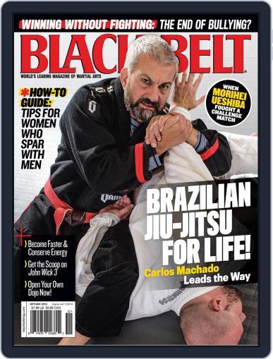 Black Belt (Digital) October 1st, 2019 Issue Cover
