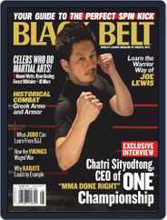 Black Belt (Digital) Subscription April 1st, 2019 Issue