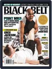 Black Belt (Digital) Subscription August 1st, 2018 Issue
