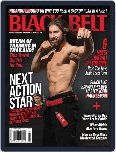 Black Belt (Digital) June 1st, 2018 Issue Cover
