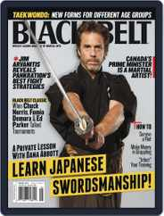 Black Belt (Digital) Subscription April 1st, 2018 Issue