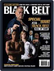 Black Belt (Digital) Subscription August 1st, 2017 Issue