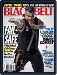 Black Belt (Digital) Subscription April 1st, 2017 Issue