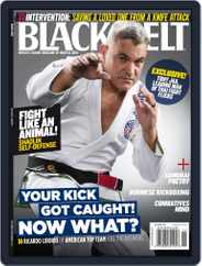Black Belt (Digital) Subscription October 1st, 2016 Issue