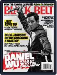 Black Belt (Digital) Subscription January 26th, 2016 Issue