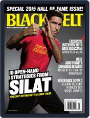 Black Belt (Digital) Subscription December 1st, 2015 Issue
