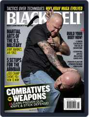 Black Belt (Digital) Subscription October 1st, 2015 Issue