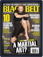Black Belt (Digital) Subscription June 1st, 2015 Issue