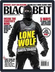 Black Belt (Digital) Subscription January 27th, 2015 Issue