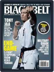 Black Belt (Digital) Subscription January 31st, 2014 Issue