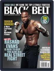 Black Belt (Digital) Subscription August 21st, 2012 Issue