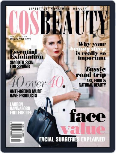 CosBeauty August 1st, 2018 Digital Back Issue Cover