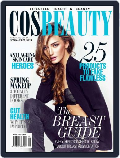 CosBeauty August 1st, 2017 Digital Back Issue Cover