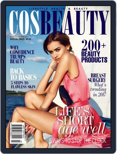 CosBeauty February 1st, 2017 Digital Back Issue Cover