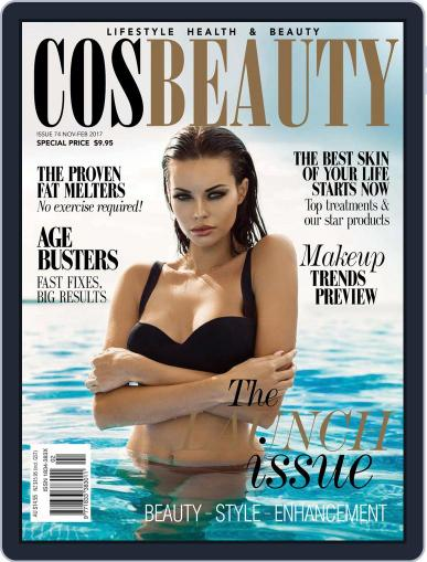 CosBeauty November 1st, 2016 Digital Back Issue Cover