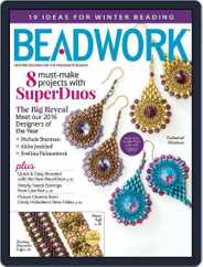 Beadwork (Digital) Subscription December 30th, 2015 Issue