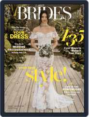 Brides (Digital) Subscription August 1st, 2018 Issue