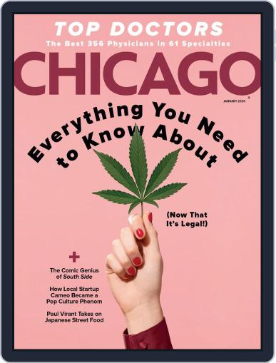 Chicago (Digital) January 1st, 2020 Issue Cover