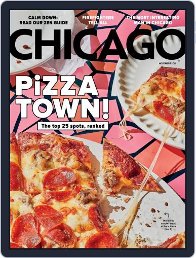 Chicago (Digital) November 1st, 2019 Issue Cover