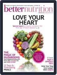 Better Nutrition (Digital) Subscription February 1st, 2020 Issue