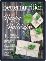 Better Nutrition (Digital) Subscription December 1st, 2019 Issue
