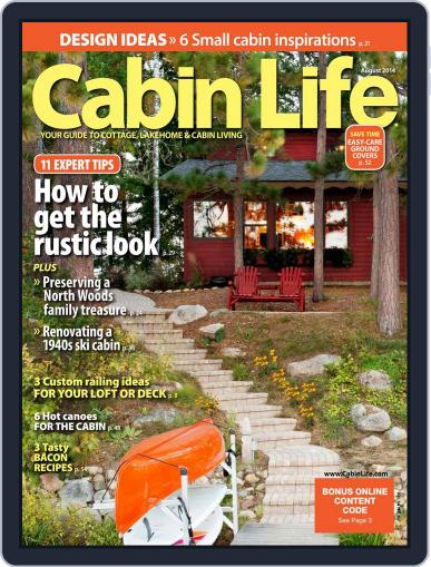 Cabin Life (Digital) May 30th, 2014 Issue Cover